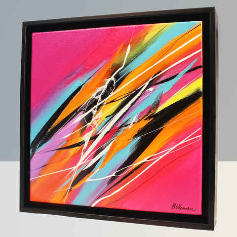 Joya 57 Painting - Unique Abstract Art by Pierre Bellemare