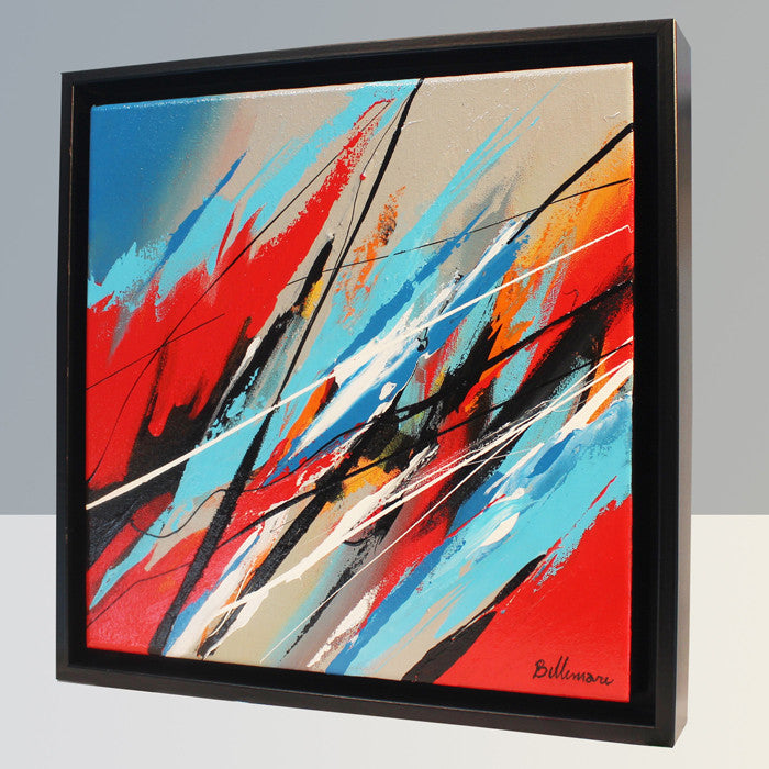 Joya 59 Painting - Unique Abstract Art by Pierre Bellemare