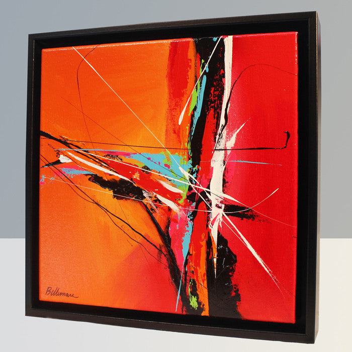 Joya 60 Painting - Unique Abstract Art by Pierre Bellemare