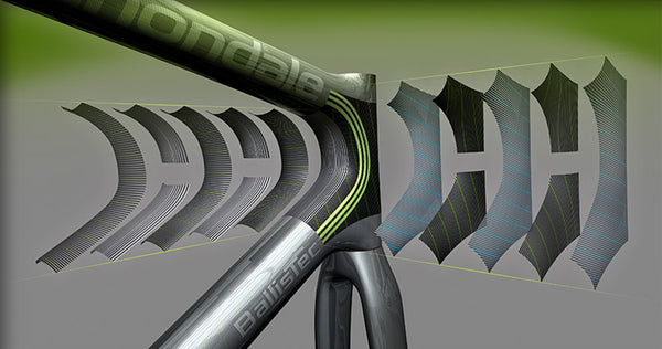 Cannondale Carbon Construction (formerly known as BallisTec)