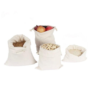 Reusable Cotton Produce Bag