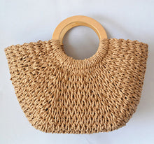 Load image into Gallery viewer, Straw Women Bags