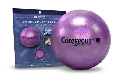 Coregeous Self Massage Therapy Ball - Purple