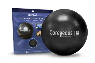 Coregeous Self Massage Therapy Ball - Black