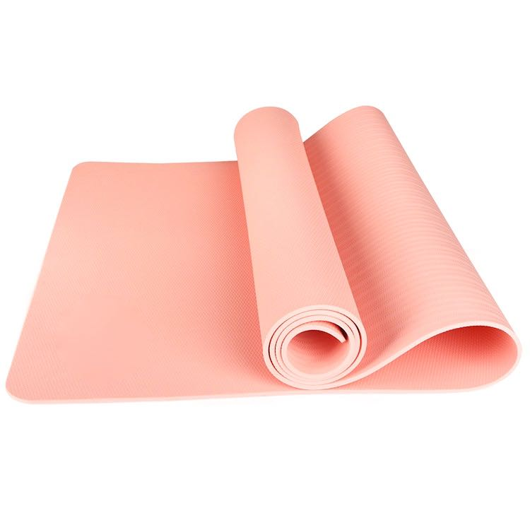 Eco-Friendly TPE Yoga Mat (available in 3 colors)