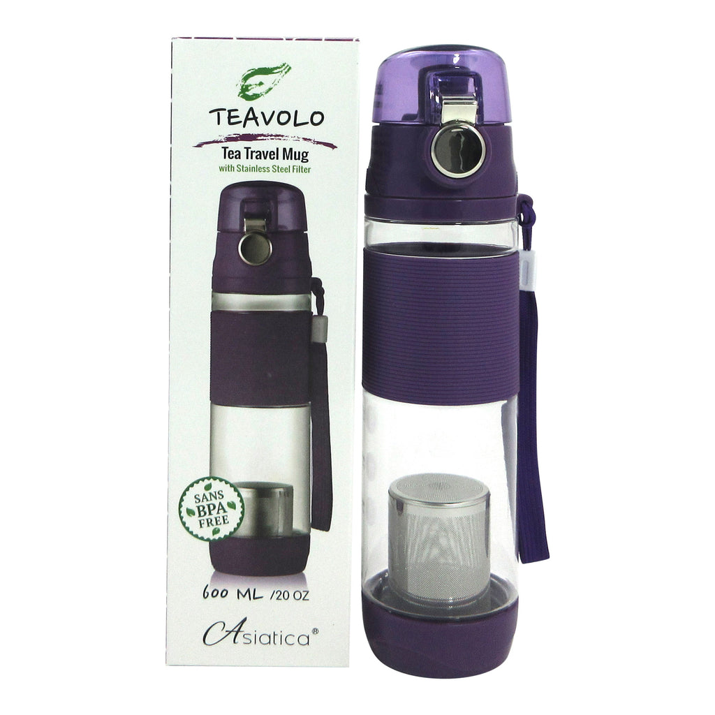 Teavolo - Tea Travel Mug