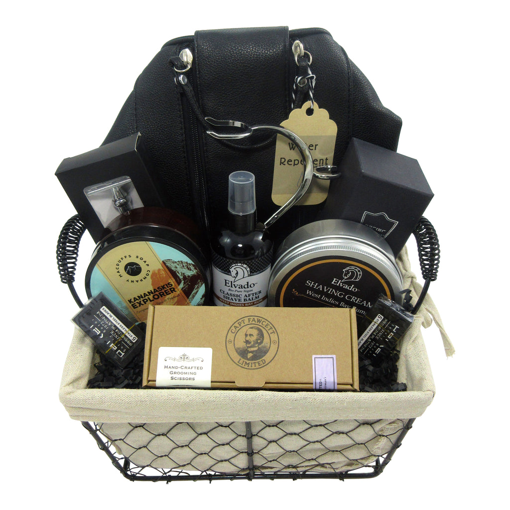 Home or Away - Men's Shave Variety Basket