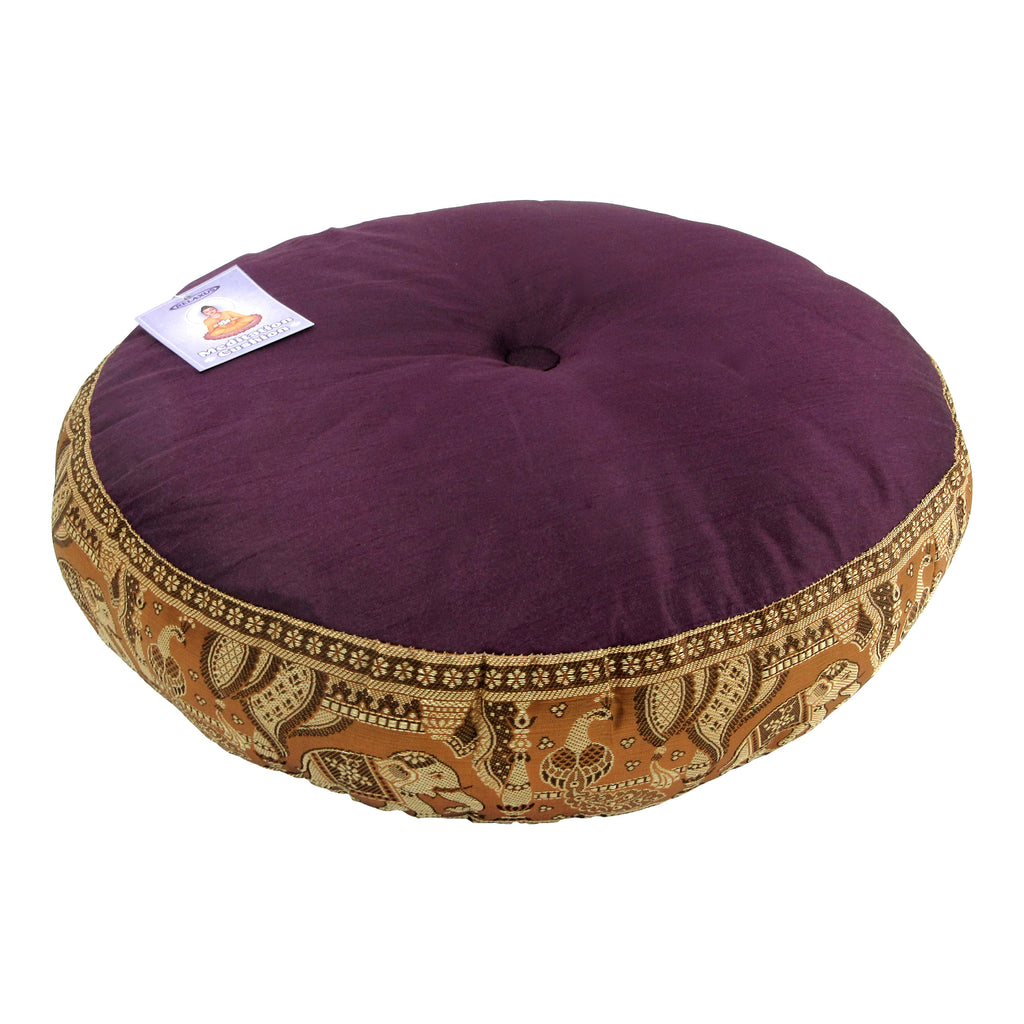 Spa Relaxus Elephant Meditation Cushion