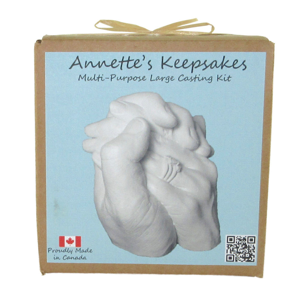 Annette's Keepsakes - Multi-Purpose Large Casting Kit