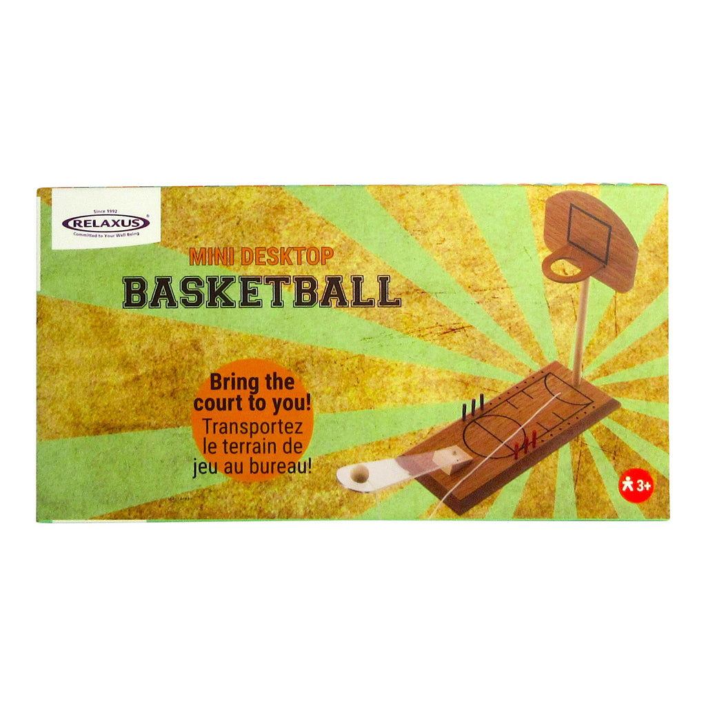 Mini Desktop Basketball Game
