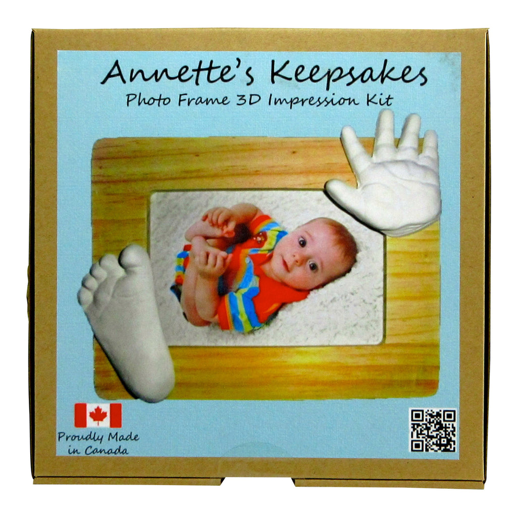 Annette's Keepsakes 3D Impression Kits