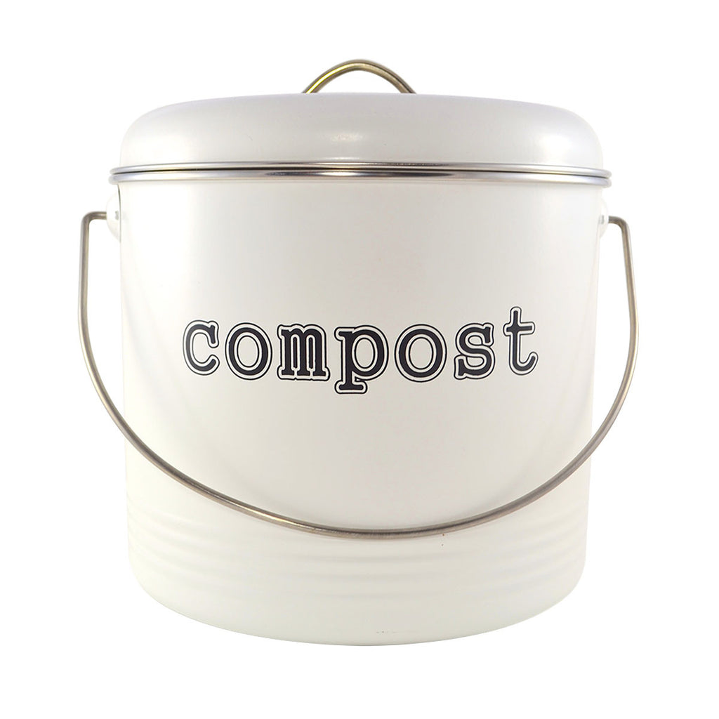 Eco-Friendly Countertop Compost Bucket