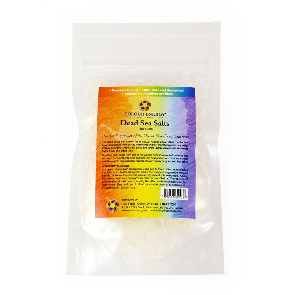 Colour Energy Dead Sea Salts