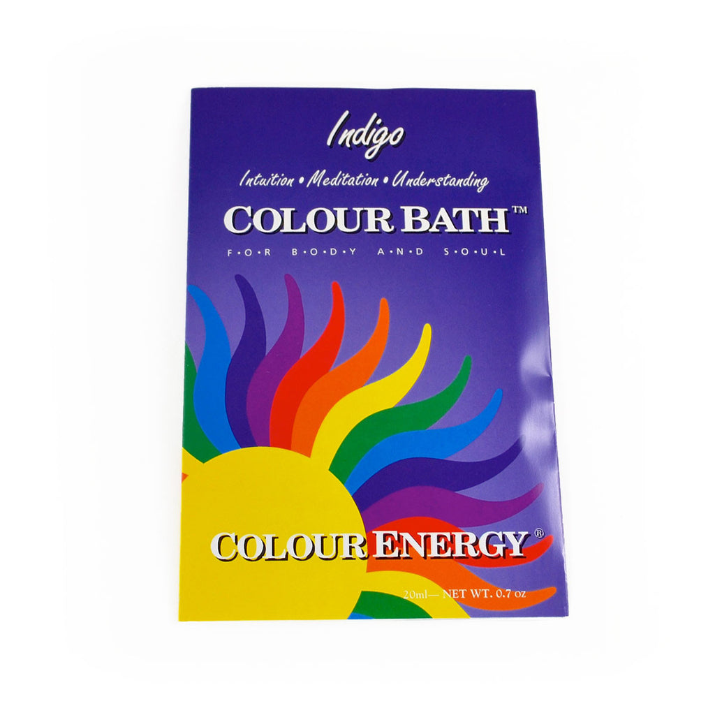 Colour Energy Indigo Colour Bath