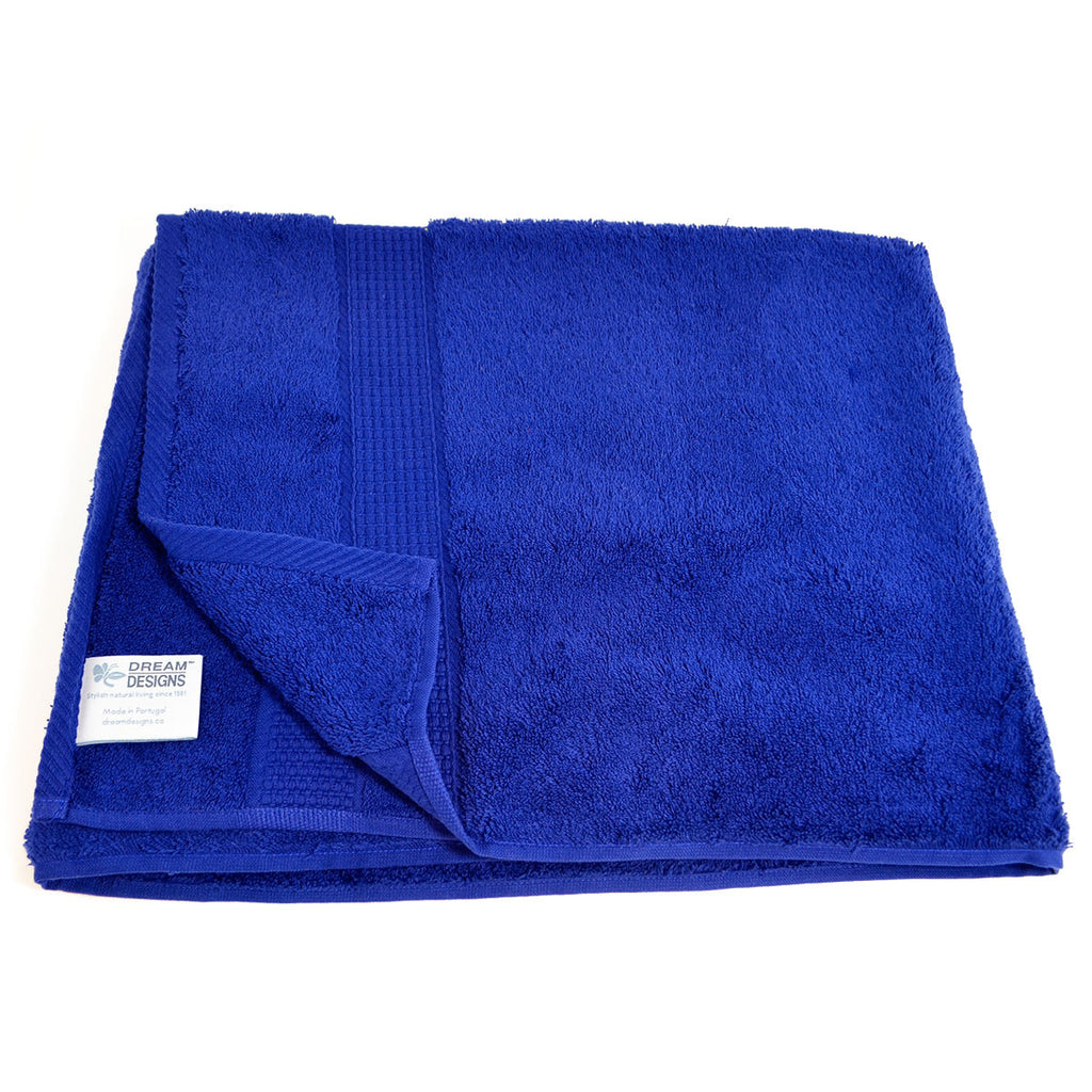 Dream Designs organic cotton bath towel
