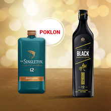 Učitajte sliku u preglednik galerije, Johnnie Walker Black Label 40% 0.70L ICONS