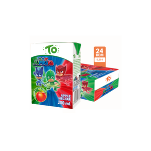 TO apple nectar PJ MASKS 0.2L 24/1