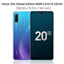 Load image into Gallery viewer, 2-in-1 honor 20s protective glass for huawei honor 20s - TrendsfashionIN