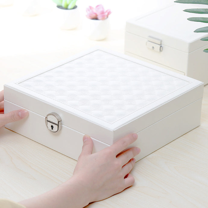 Locked Jewelry Box - TrendsfashionIN