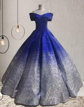 Load image into Gallery viewer, Women Ball Gowns V-Neck Sweet 16 Dress 2020 - TrendsfashionIN