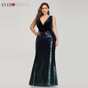 Women Plus Size Mother Of Bride Dress - TrendsfashionIN