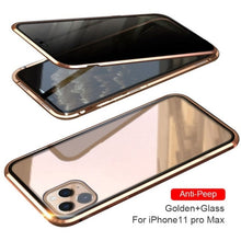 Load image into Gallery viewer, Magnetic Privacy Protective Case For iPhone - TrendsfashionIN