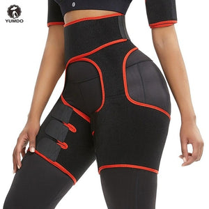 Women Neoprene Sweat Body Shaper - TrendsfashionIN
