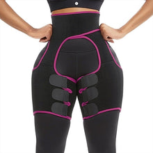 Load image into Gallery viewer, Women Neoprene Sweat Body Shaper - TrendsfashionIN