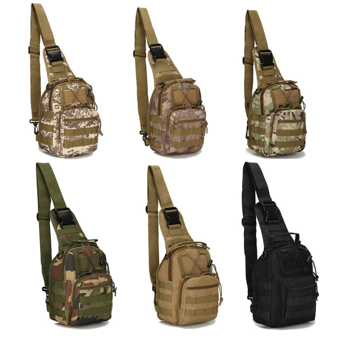 Sports Military Hiking Bag Backpack - TrendsfashionIN