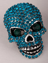 Load image into Gallery viewer, Skull skeleton brooch pin women jewelry - TrendsfashionIN