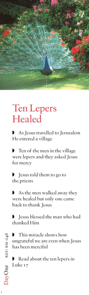 Ten Lepers Healed
