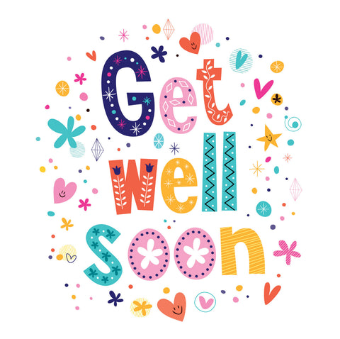 Get Well Card - S159