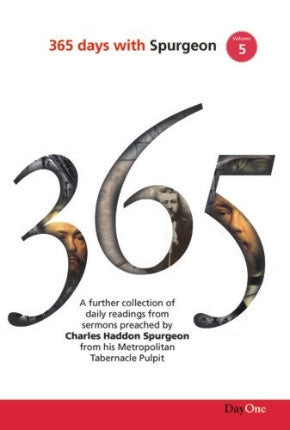 365 Days with Spurgeon Vol 5