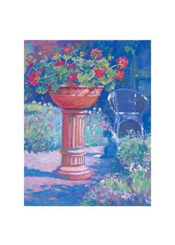 Birthday Card - Garden - 4L15
