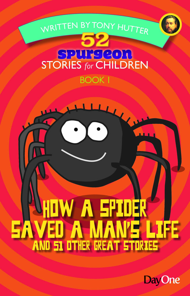 Book 1: How a spider saved a mans life