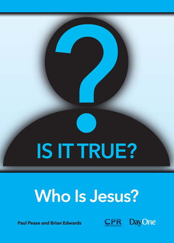 Is It True—Who is Jesus
