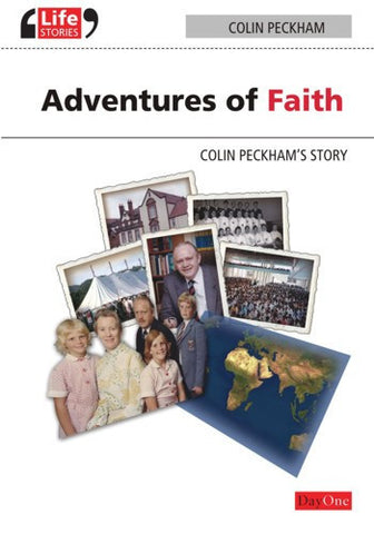 Adventures of faith eBook