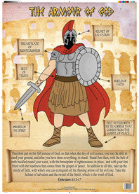 Armour of God Poster - Day One Publications