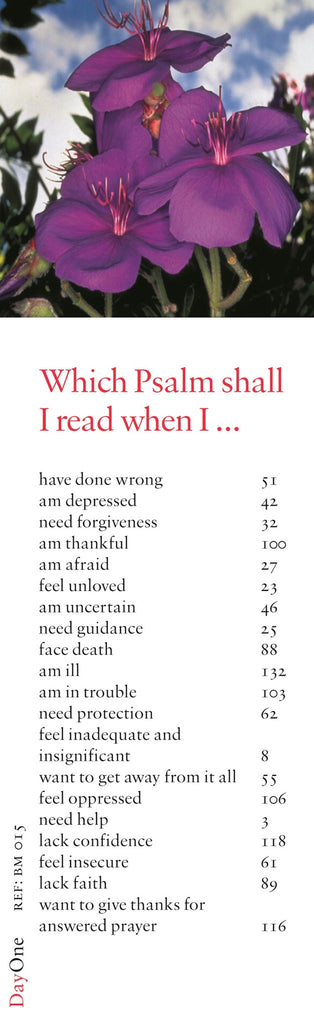 Which Psalm shall I read