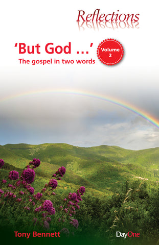 But God Volume Two: The gospel in two words