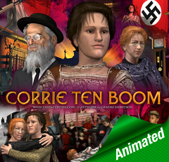 Corrie Ten Boom - PowerPoint Downloads - ANIMATED