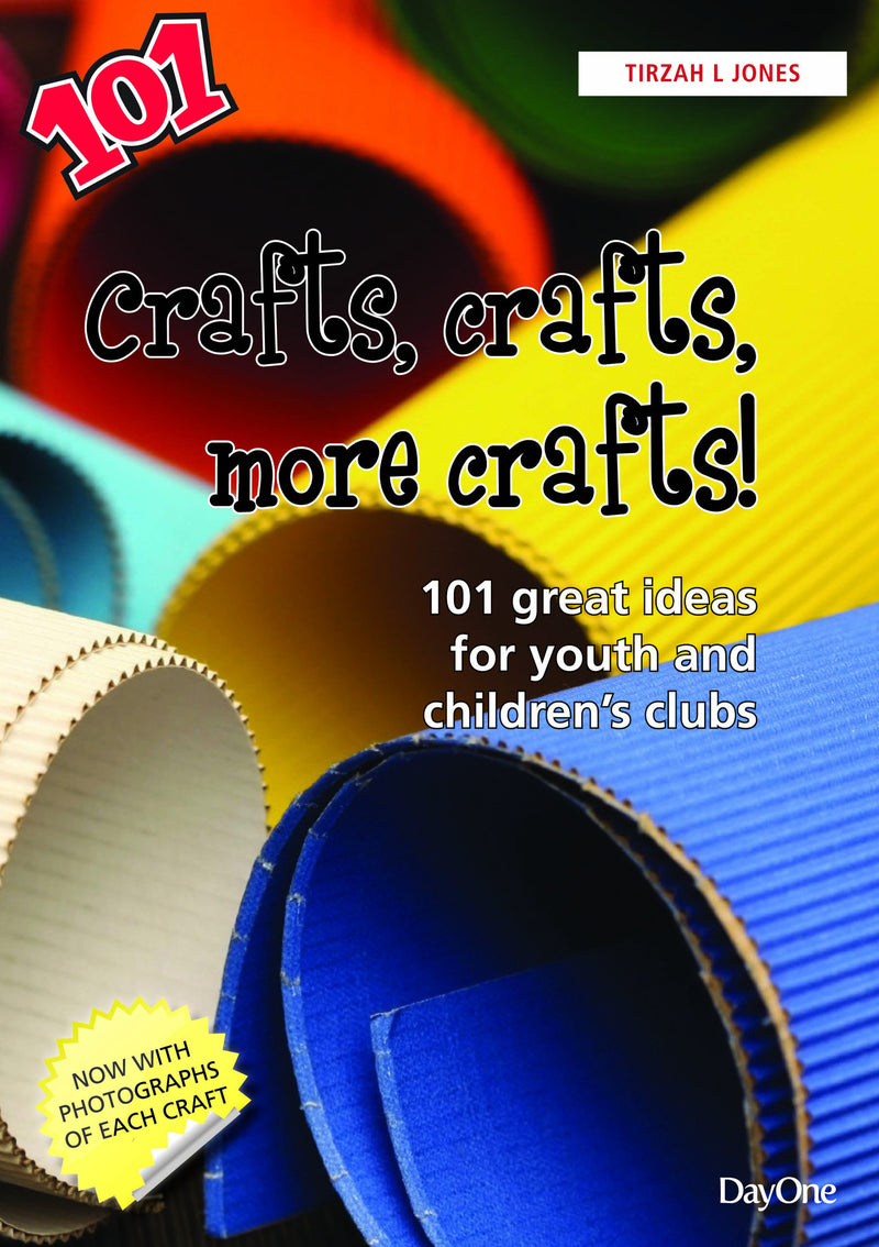 Crafts, Crafts, More Crafts