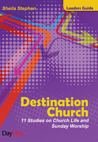 Destination Church: Leaders Guide