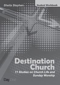 Destination Church: Student Workbook