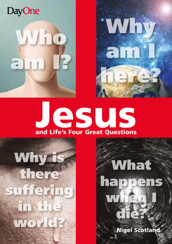 Jesus and Life's Four Great Questions