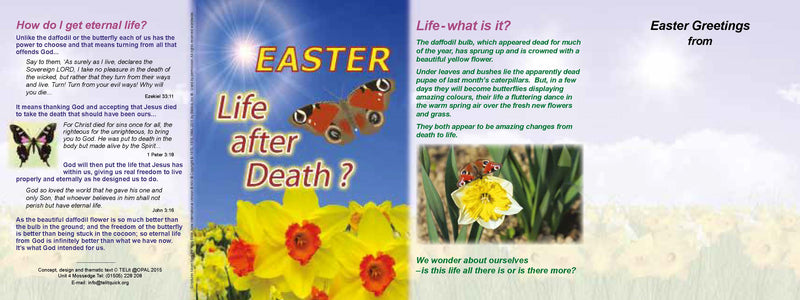 TELIT - Easter Life after Death