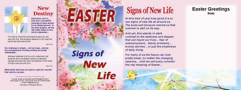 TELIT - Easter Signs of New Life