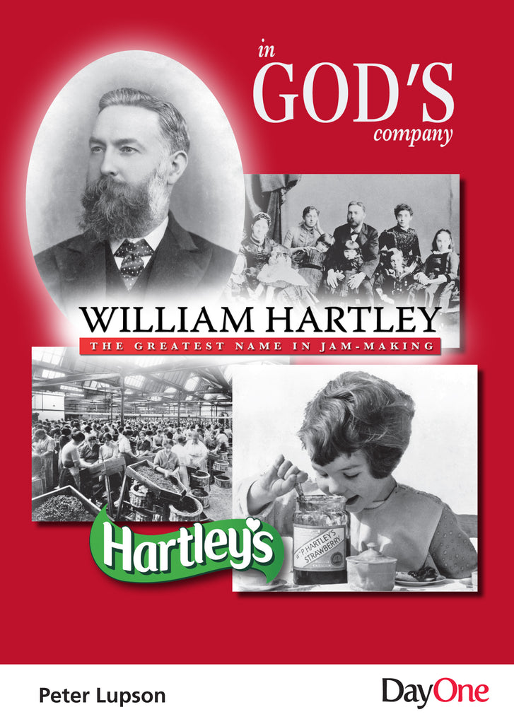 William Hartley - Greatest name in Jam : In God's Company