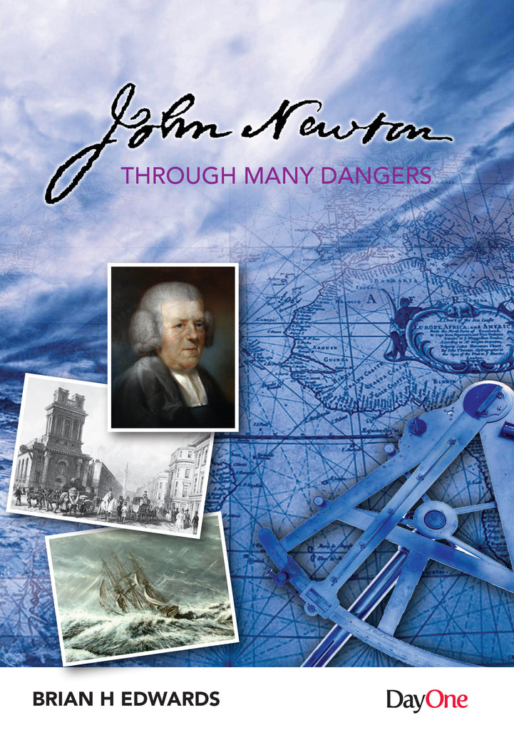 John Newton—Through many dangers - Colour book