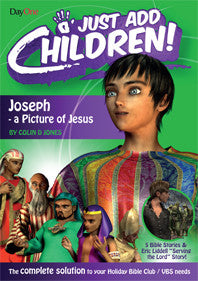 Joseph: A Picture of Jesus